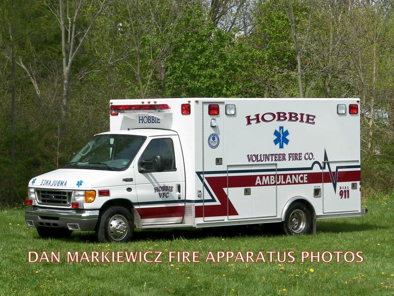 HOBBIE VOLUNTEER FIRE CO.