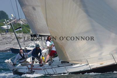 Class 6 - Newport to Bermuda Start