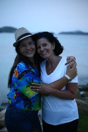 Mom & Elena