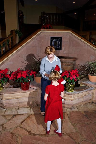 2008 Dec 7 - Hilton El Conquistador Tree Lighting