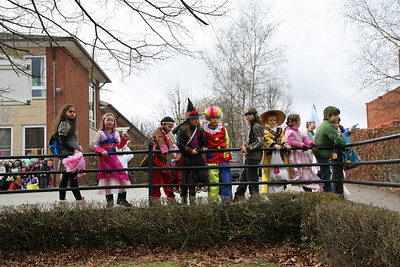 Kindercarnaval Steendorp 2009