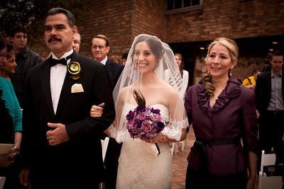Patty & Brandon - Wedding