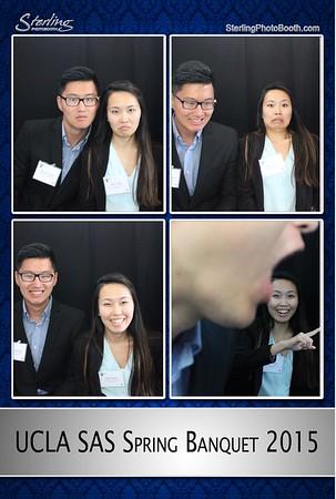 UCLA SAS Spring Banquet 2015