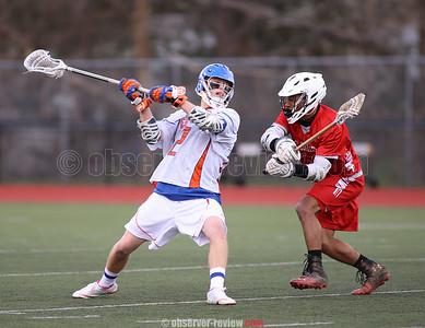 Penn Yan Lacrosse 4-12-16