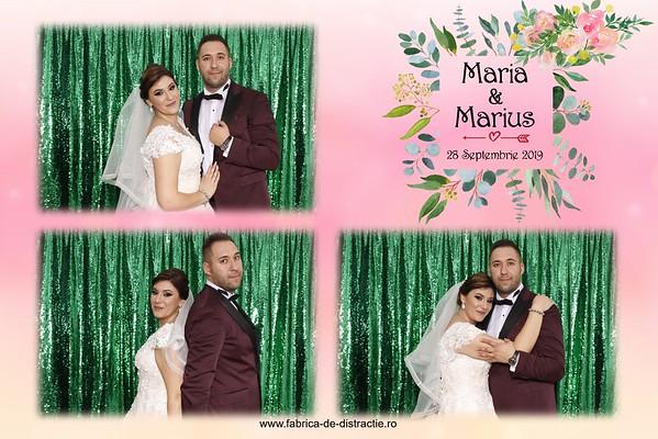 Maria & Marius - Cabina Foto - Nunta Ploiesti
