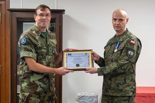 EUSG Award Ceremony 7 July 2021