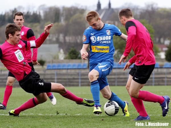 Plzeň B - Mladá Boleslav B 1:1 (1:0)