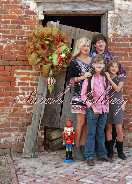 Anissa Cantrell family