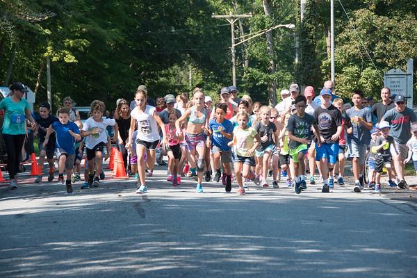 Church Tavern Kids Race