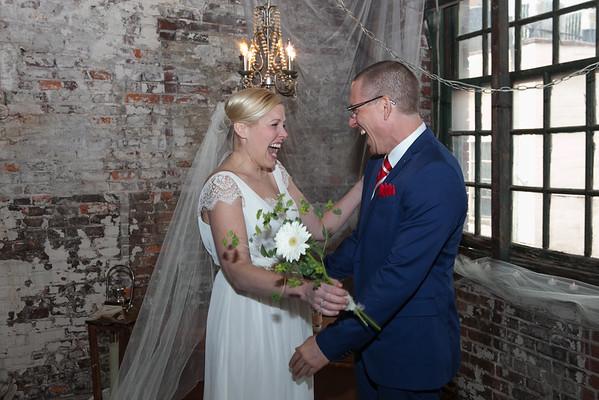 Meg and Victor North's Wedding