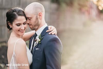 Kristen + Zach Wedding