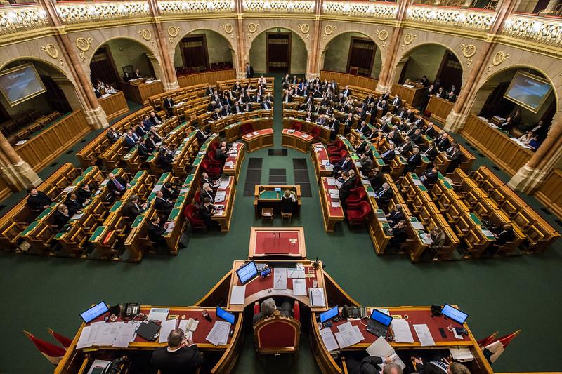 Országház ülésterem