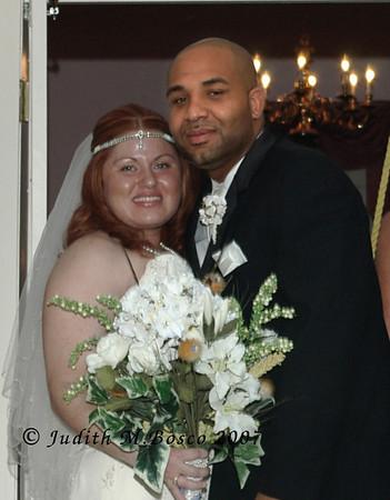 James and Stephanie Groomes Wedding