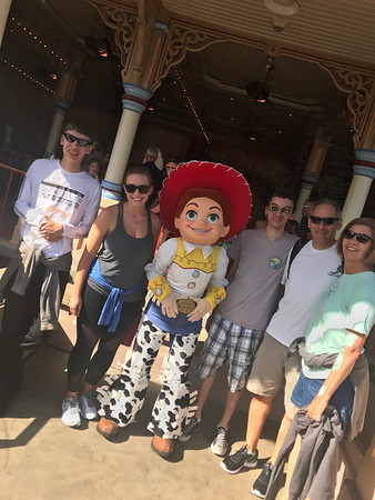Disneyland July 2018