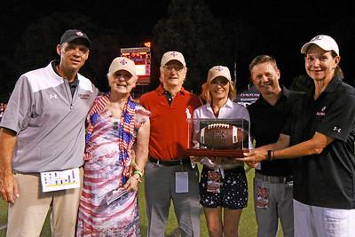 Honoring the family of Josh Harris (Class of '94)