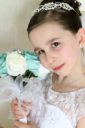 Kayleigh Marie Communion 2018