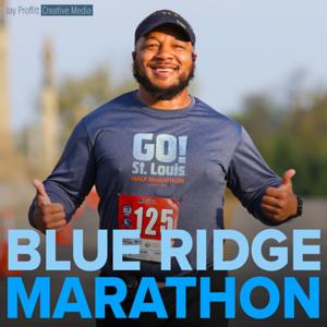2021 Blue Ridge Marathon - Walnut Ave Bridge