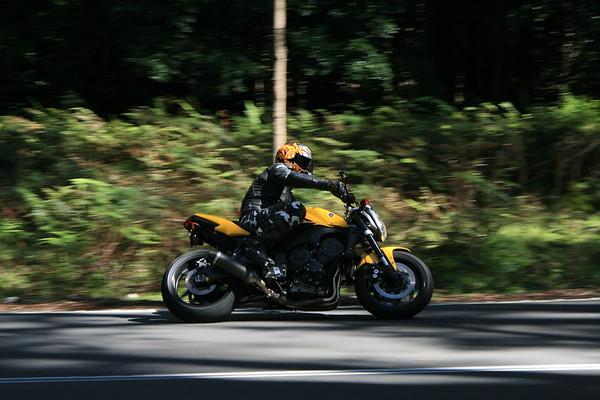 Macquarie Pass bikes 15.9.07