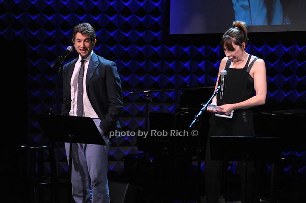 Jimmy Zankel, Pia Zankel photo by Rob Rich © 2014 robwayne1@aol.com 516-676-3939