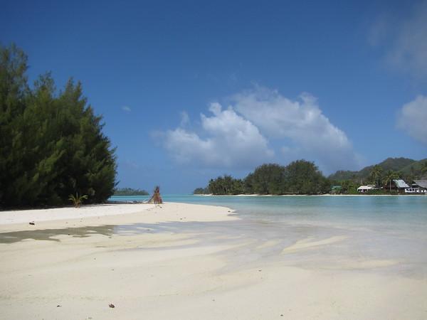 Rarotonga Land