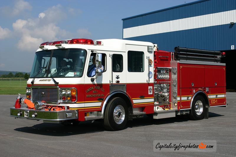 Manchester Engine 23-1: 2004 ALF Eagle 2000/780 (X-Huntington Manor, NY)