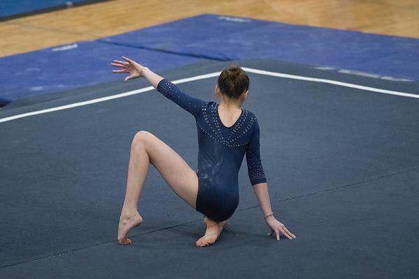 Gymnastics at Norwood