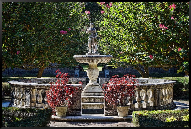 Elizabethan Gardens, NC