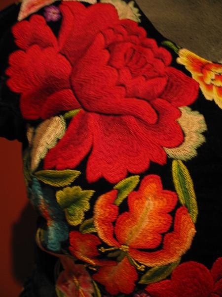 Tehuana Costume