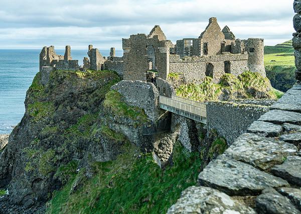 Antrim coast N.-Ireland