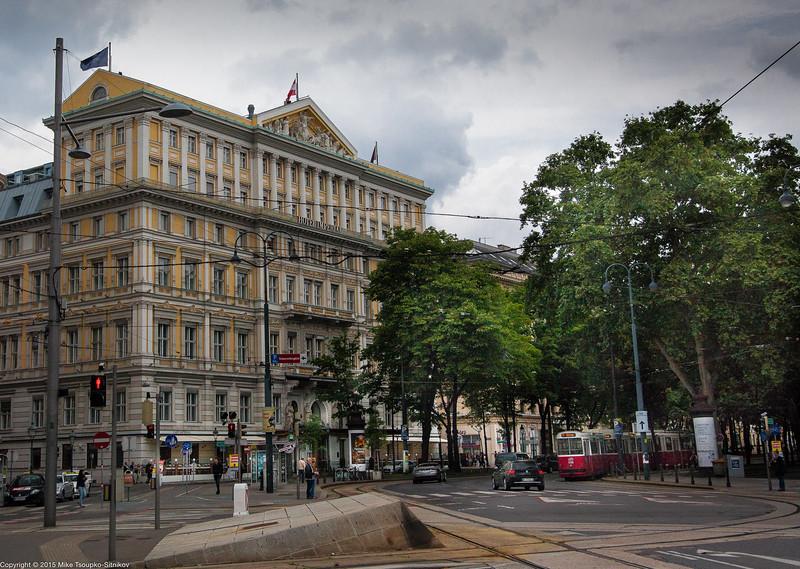 vienna: hotel imperial