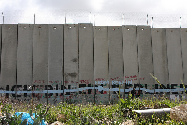 West Bank Spring 2009