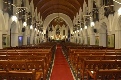 St Thomas Basilica - Santhome Church