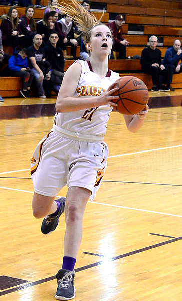 Arianna Negron leads Avon Lake to SWC win over Amherst