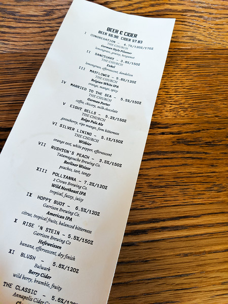 church brewing company menu beer and cider.jpg