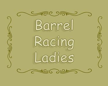 Elkwater Rodeo 2018 Barrel Racing Ladies