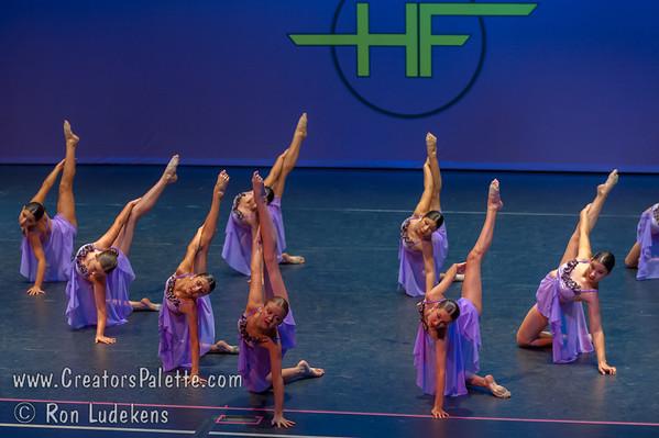 Hall of Fame Dance Challenge 3/12/16 & 3/13/2016