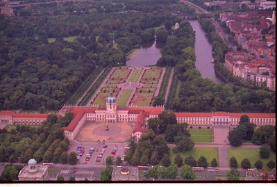 Berlin Overflight Jule 1990