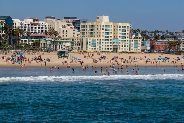 Santa Monica & Hollywood