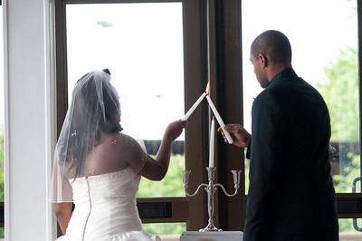 Latrice & Jason Wedding - Ceremony
