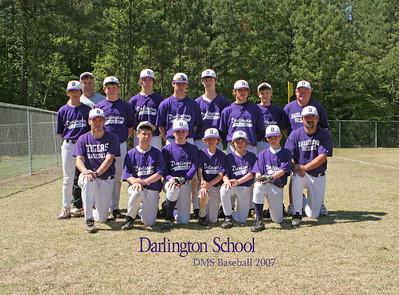 DMS Baseball 3-24-07