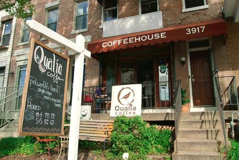 10/06/2012 - Qualia Coffee in DC
