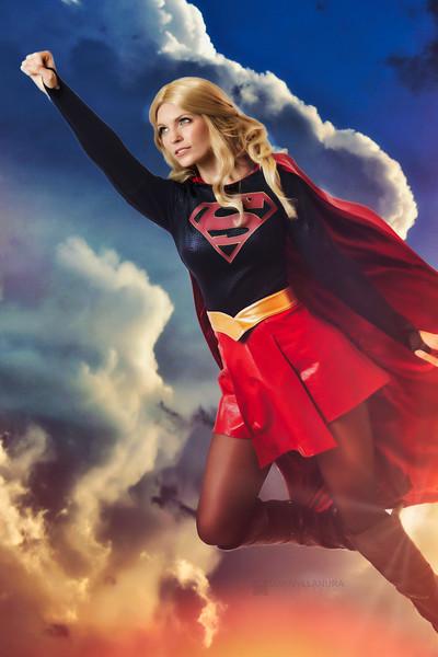 Supergirl - Ali