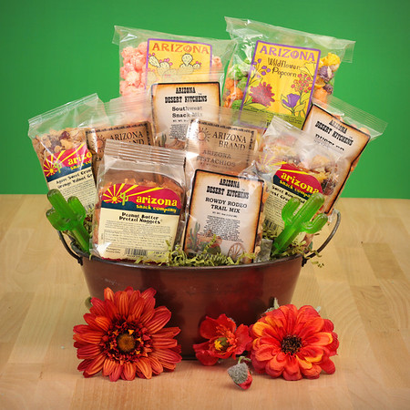 Arizona Gifts, New Gift Baskets