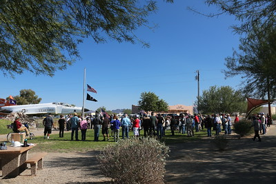 Veterns Day Quartzsite Arizona 2018