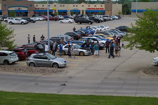 Subaru Owners Club 5.2.2012