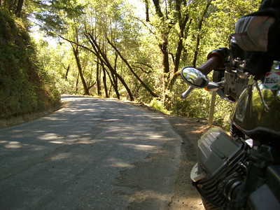 moto melee 2007