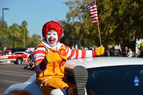 2014 Phoenix Veterans Day Parade