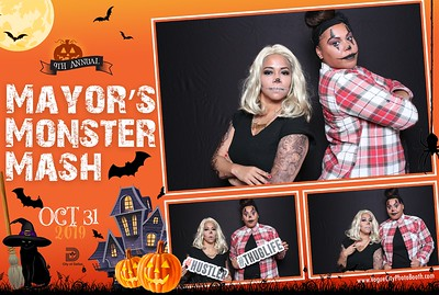 Mayors Monster Mash 2019