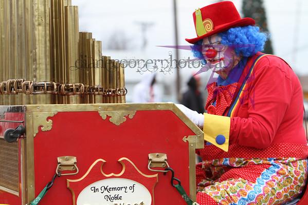 Terrell Christmas Parade 2012
