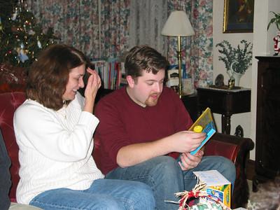 2002 - Cox Family